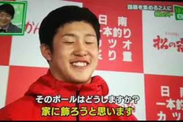 2019/2/16 プロ野球ニュース.『カープ』広島地区限定情報 鈴木選手インタビュー
