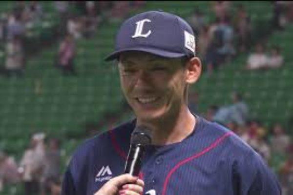 2019年8月17日 埼玉西武・栗山巧選手ヒーローインタビュー