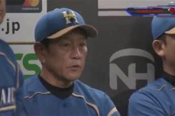 2019年8月18日 北海道日本ハム対東北楽天 試合ダイジェスト